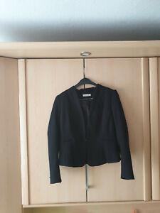 Jacke Blazer Jacket Gr. 40 schwarz neu