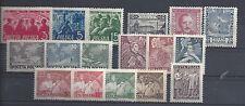 polen mi 527-543 (1949 volledige jaargang) postfris xx