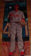 Ben Revere Philadelphia Phillies Banner Poster baseball
