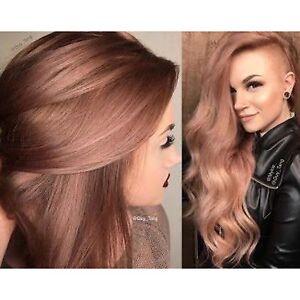 Image Is Loading Kenra 8brm Rose Gold Blonde Bronze Metallic Free