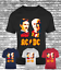 Gift tee Ac Dc Nikola Tesla Electricity Thomas Edison funny t-shirt teslatron