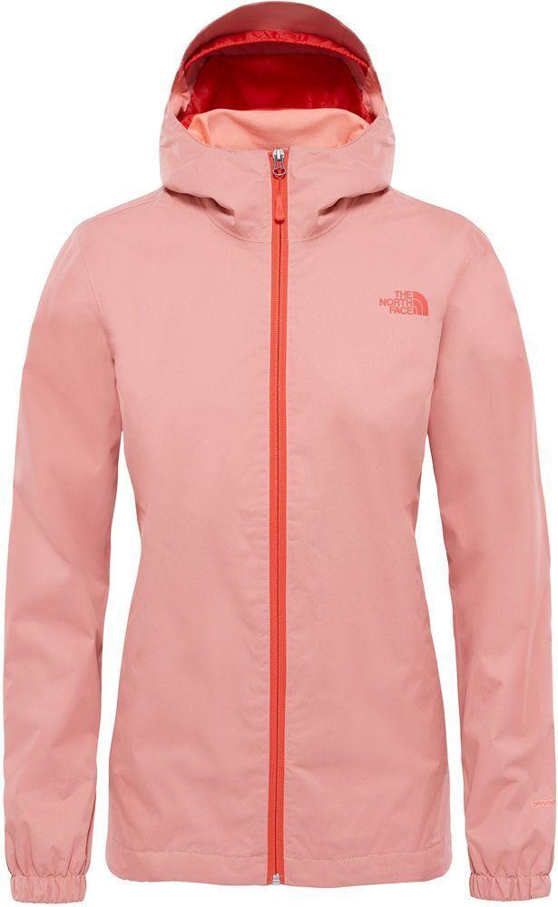 The North Face TNF Quest t0a8ba1lq impermeabile ed idrorepellente con cappuccio giacca da donna