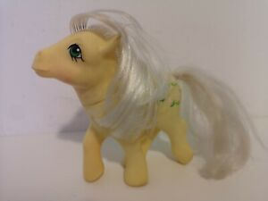 Vintage My Little Pony Posey rare