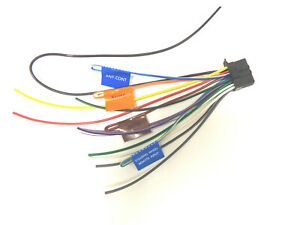[SCHEMATICS_48IS]  KENWOOD ORIGINAL WIRE FOR HARNESS DDX375BT DDX376BT AND MANY MORE SEE BELOW  | eBay | Kenwood Wiring Harness Images Photos |  | eBay