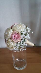 Deko Hochzeit Rosa Creme