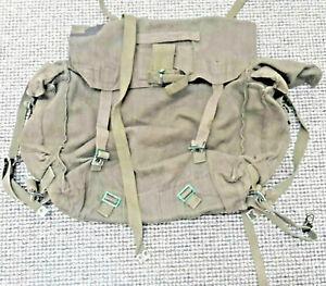 Genuine British Military Pattern 58 PLCE Para Bag Webbing Pouch Large