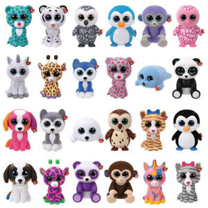 SET of 24 Ty Beanie Boos Mini Boo Hand Painted Collectible Figure ... c03db1f1d373