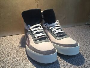 Puma; High Top Trainers Size