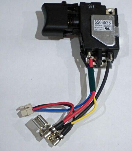Makita Schalter Elektronik  DTW 251   650652-3 *