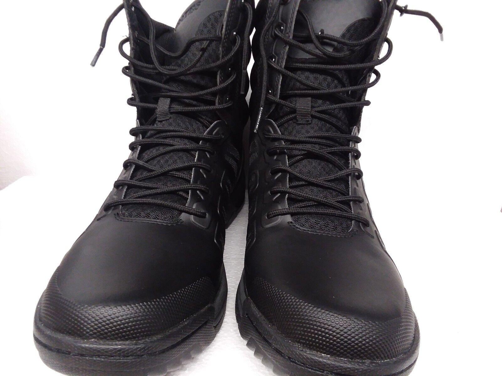 Bates Para hombre SRT 7 in (approx. 17.78 cm) botas de trabajo, Duraflex Malla, Negro, nosotros; 10 M