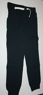 NEW Carter/'s Boys Black French Terry Jogger Pants NWT 6 7 8 10 12 14 Active