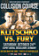 TYSON FURY JOB LOT X 5 ON SITE BOXING POSTERS LAMINATED 11 X 8 INCH CHISORA SET