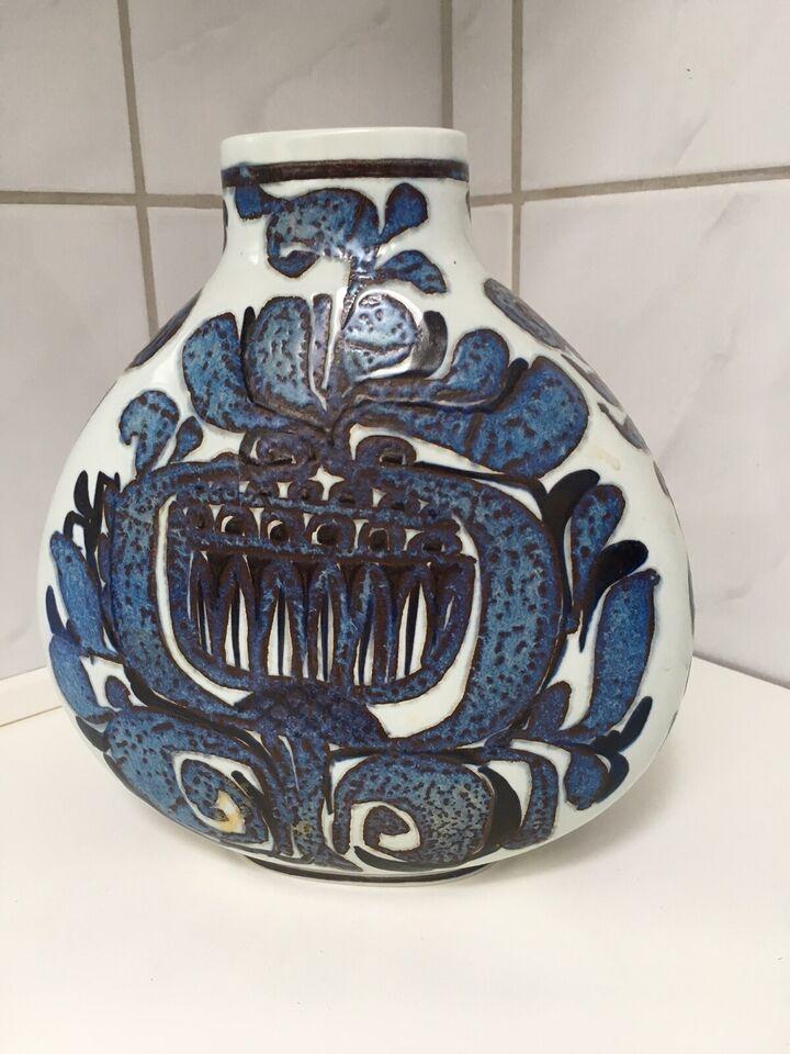 Fajance, Vase, Royal Copenhagen