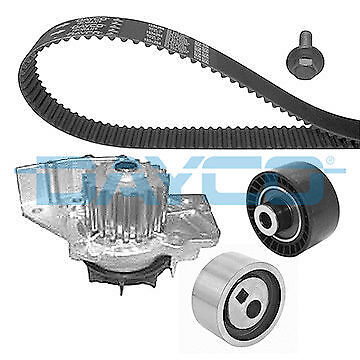 Dayco Courroie De Distribution Pompe à eau Kit Fit PEUGEOT PARTNER 1.9 D 1996 - OE QUALITY