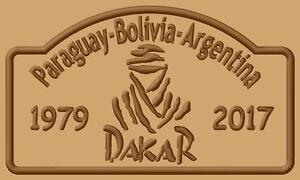 Dakar-logo-2017-Parche-bordado-iron-on-patch-Paraguay-Bolivia-Argentina