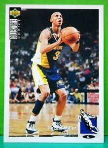 Reggie Miller regular card 1994-95 Upper Deck Collector's Choice #31