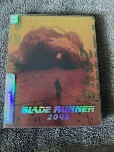 Blade Runner 2049 Steelbook Mondo 4k Bluray - Rare -