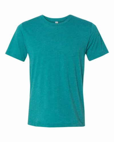 Men/'s S M L XL 2XL Short Sleeve Howard Triblend Tee Fitted T-Shirt 3413 Canvas