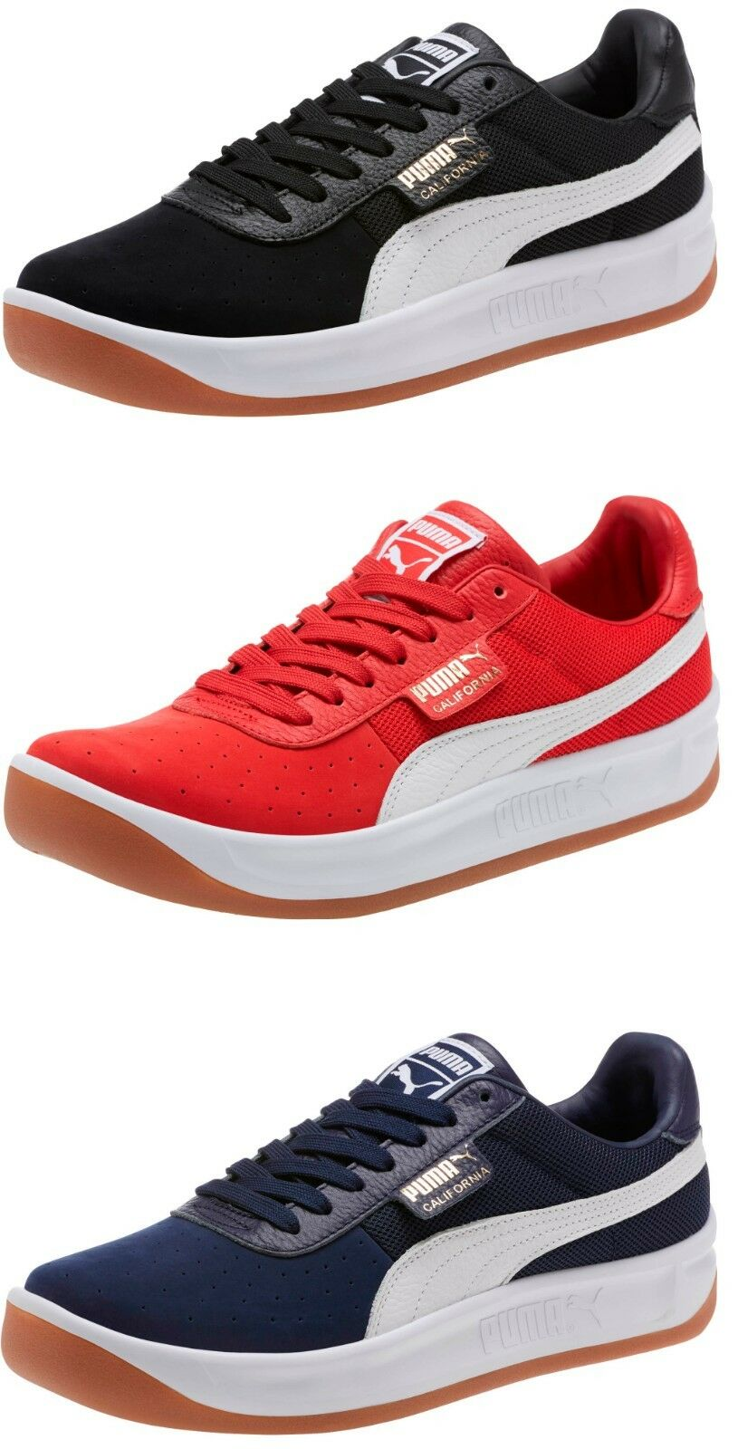 Puma CALIFORNIA CASUAL Homme Sneaker Lifestyle Chaussures