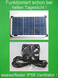 20 w solar gew chshausl fter solarl fter axiall fter l fter treibhaus ventilator. Black Bedroom Furniture Sets. Home Design Ideas