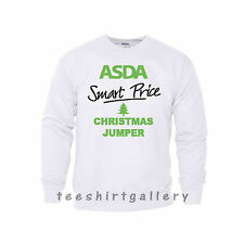 ce5fd19e9 Asda Smart Jumper Sweatshirt - Novelty Funny Present Joke Gift ...