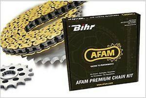 Kit-Chaine-Afam-428-Type-Xmr-Yamaha-Ybr125-Custom-STREETMOTORBIKE