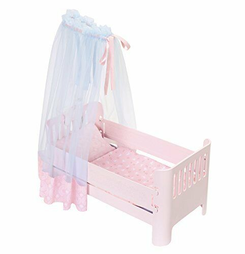 Zapf Creation Baby Annabell Sweet Dreams Doll Bed Toy Playset