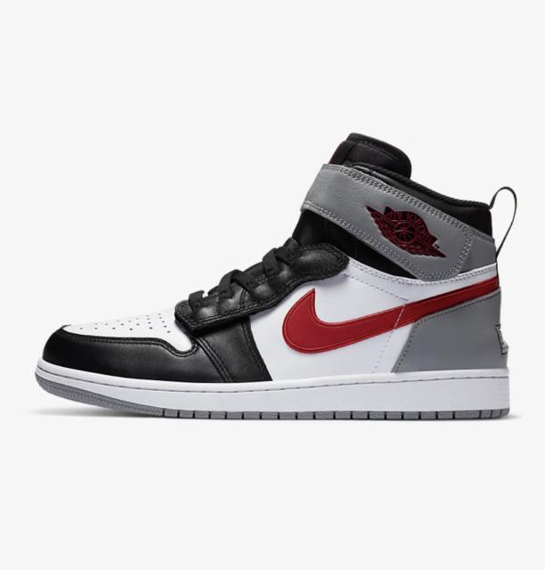 Size 10 - Jordan 1 High FlyEase Particle Gray 2020