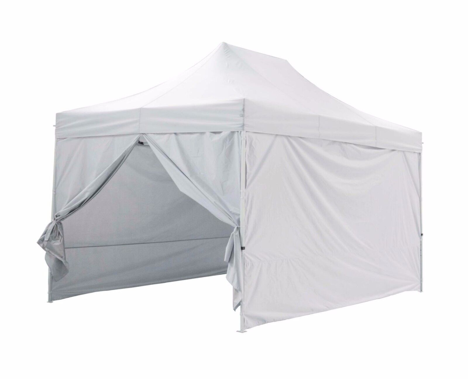 GREADEN -Tente pliante blancohe avec  4 murs amovibles 3x4.5m PREMIUM LIGHT Jardin  las mejores marcas venden barato