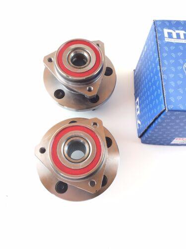 2x Radlagersatz Radlager Radnabe Jeep Grand Cherokee II wheel bearing kit vorne