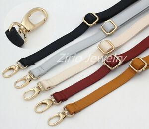 Leather Replacement Adjustable Shoulder Crossbody Strap Handbags Purse Clutch