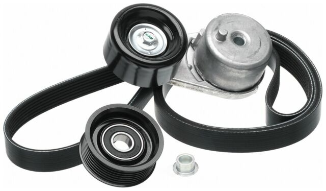 Serpentine Belt Drive Component Kit-Accessory Belt Drive Kit Gates 90K-38378A