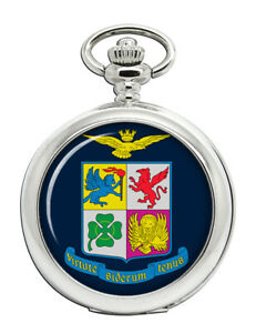 Italian-Air-Force-Aeronautica-Militare-Pocket-Watch