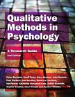 Qualitative Methods In Psychology: A Research Guide: A Research Guide by Ian Parker, Erica Burman, Geoff Bunn, Dan Goodley, Paul Duckett, Katherine Runswick-Cole, Peter Banister, Judith Sixsmith, Rebecca Lawthom, John Daniels (Paperback, 2011)