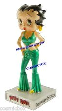 Figurine BETTY BOOP en résine DANSEUSE de DISCO pin up figure figurilla figuren