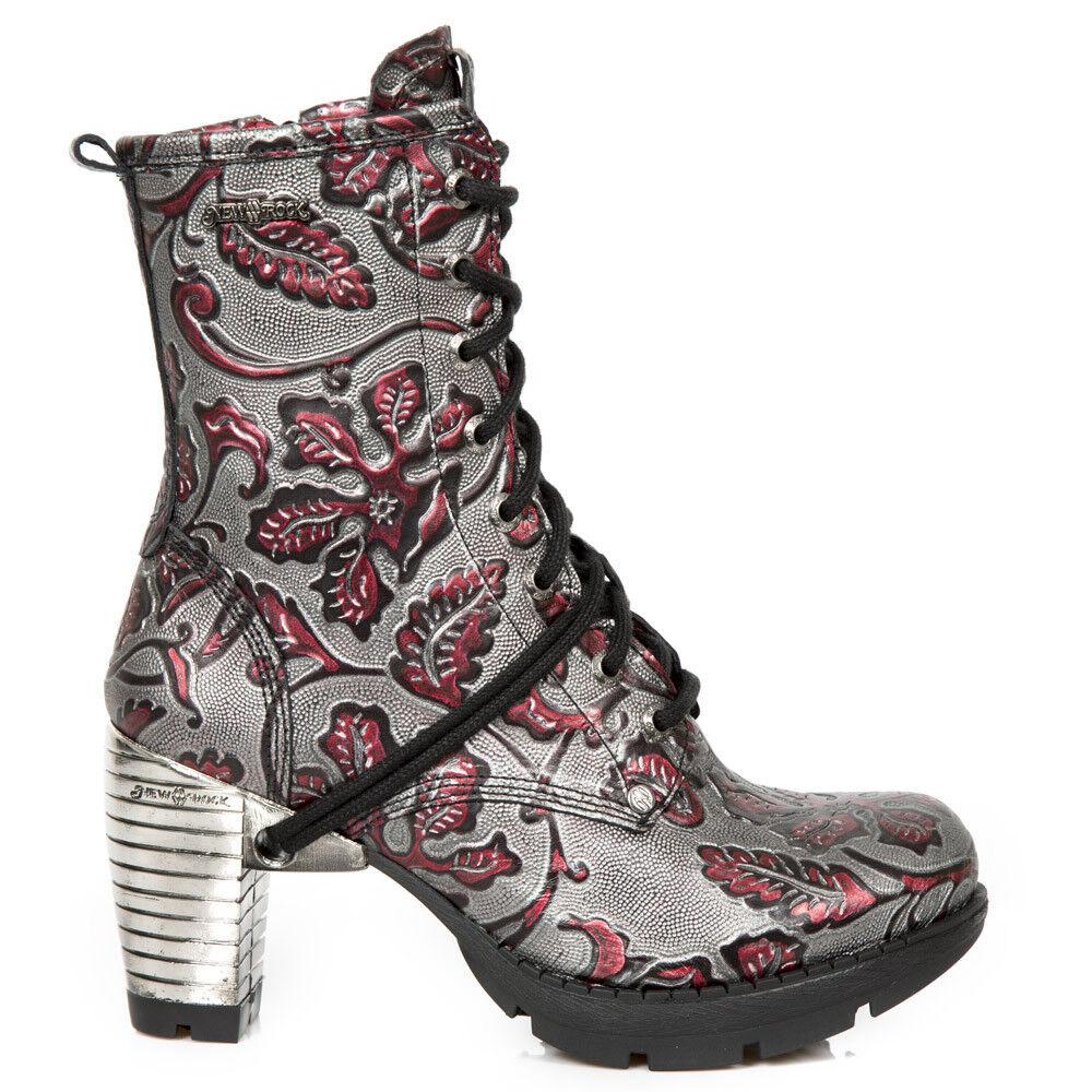 New Rock Rock Rock Nr M.TR001 S6 Rojo-botas, Trail, mujeres  online al mejor precio
