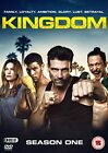 Kingdom Season 1 DVD 2016 R2 Nick Jonas
