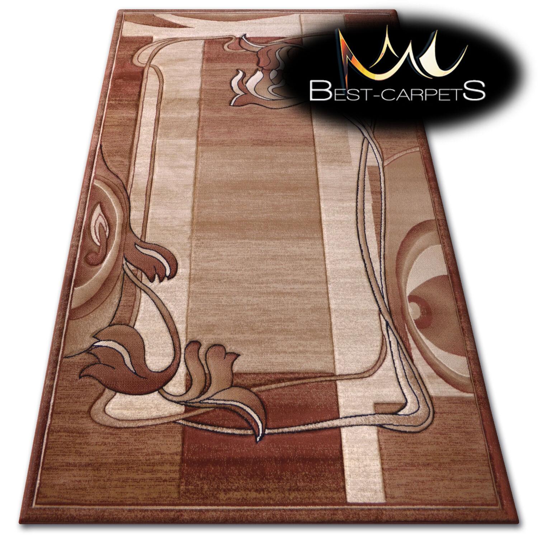 Plancher de tapis tapis tapis KIWI brun pas cher cher cher HEATSET laisse petite moyenne grande taille | Belle Qualité  149225