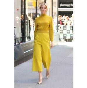 En Garment Teint Nouveauté Court Taille Moutarde 2 Tibi Haute Teint Jean Sergé Demi waqXOnHt