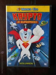 DVD-KRYPTO-EL-SUPERPERRO-VOLUMEN-1-WARNER-KIDS-4J