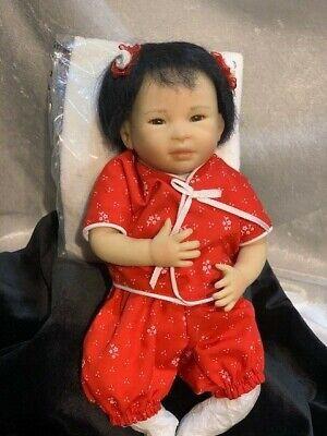 """Masterpiece Gallery Marita Winters 10/"""" Little Loves Boy Doll"""