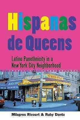 Hispanas de Queens: Latino Panethnicity in a New York City Neighborhood (The Ant