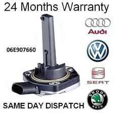 Audi VW Seat Skoda Oil Level Sensor + Seal 06E907660 Golf Passat A3 A4 A6 TT TSI