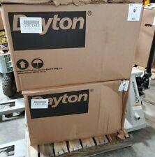 Dayton 3c411 24 Tubeaxial Fan 26 78 In W 37 14 In For Paint Spray Booths