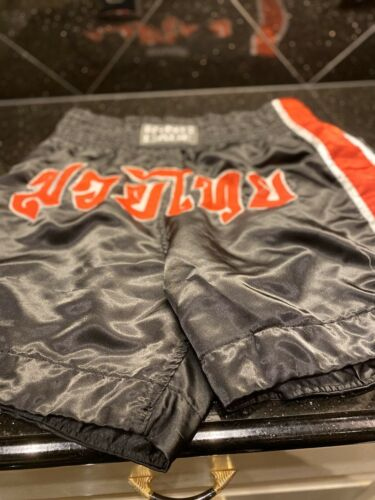 Ring To Cage Size Large Boxing Shorts