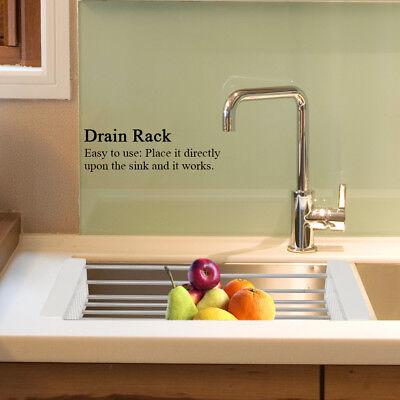 Foldable Dish Drying Rack Holder Drying Sink Kitchen Tool Drainer Drain  Board US 813497001203 | eBay