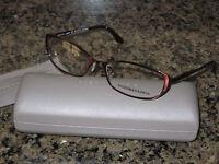 Bcbg Maxazria Eyeglasses Titanium Bcbg Gwyneth (brown) 52mm
