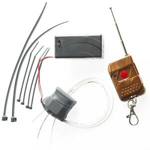 Details about Wireless Remote Kill Switch Rc Pocket Rocket Generator mini  INC rechargeable Bat