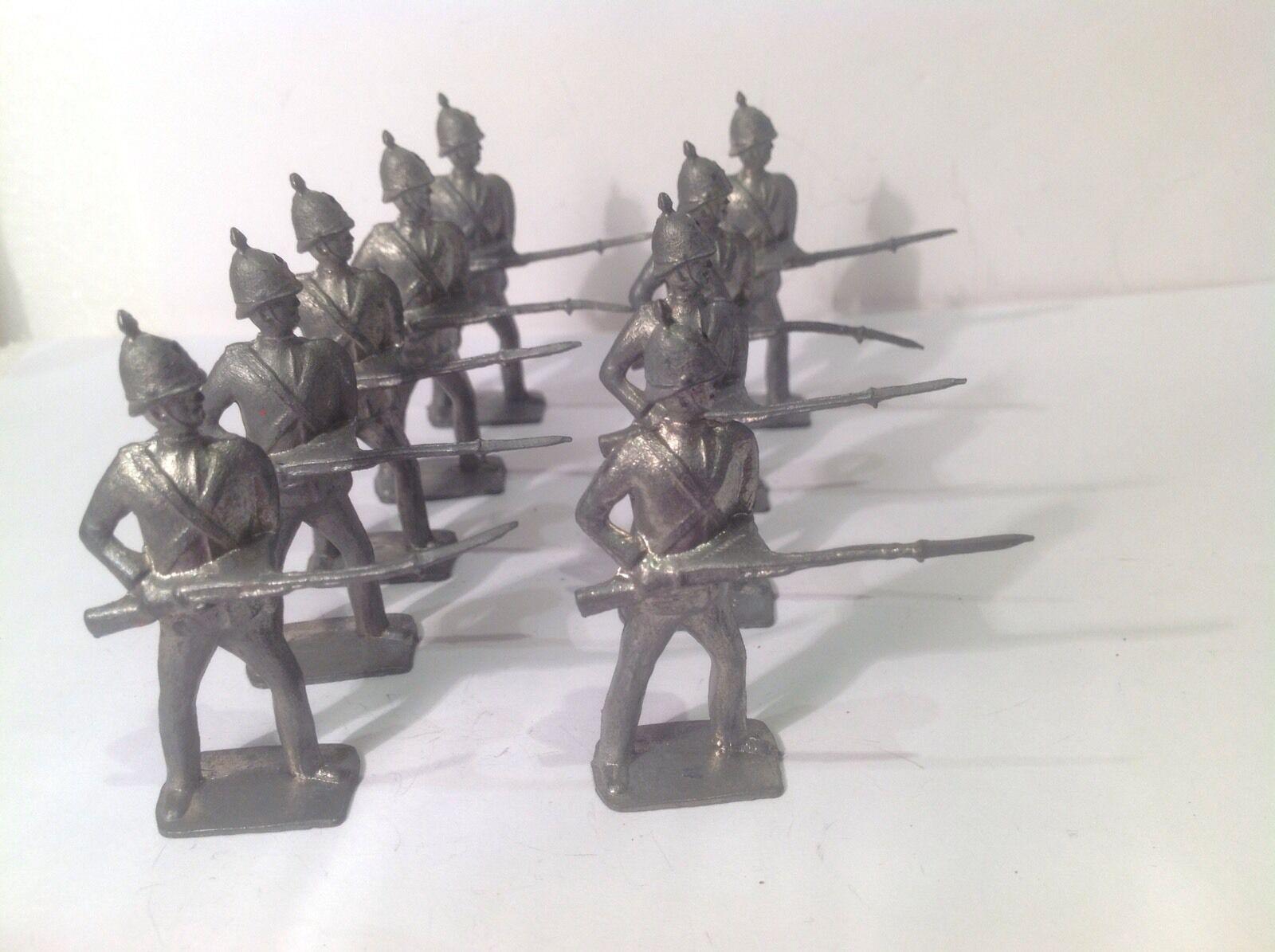Britains Ltd, Line Infantry (my Ref Gr 224)
