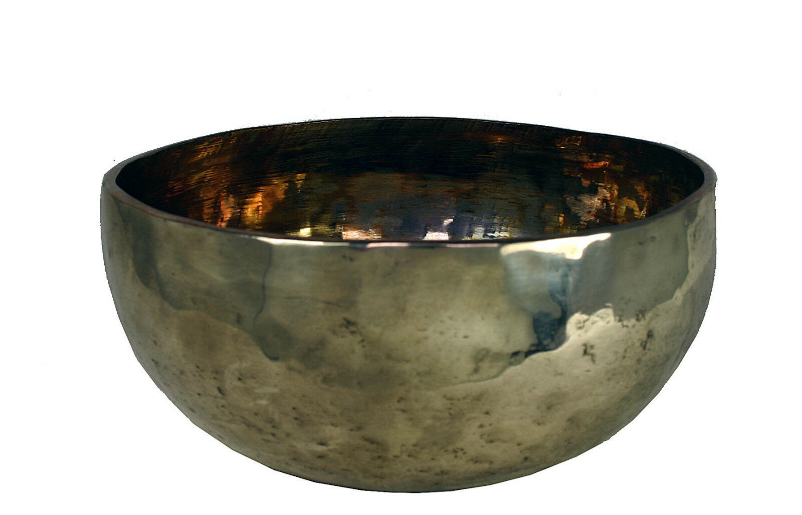 Klangschale Singing Bowl Planetenton Mars + Amor Meditation Hörprobe 613g M72A